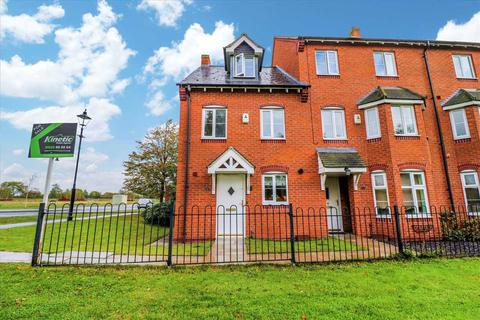 3 bedroom end of terrace house for sale - Fox Hollow, Witham St Hughs, Witham St Hughs