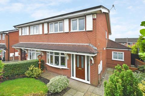 3 bedroom semi-detached house for sale - Cranford Way, Bucknall, Stoke-on-Trent