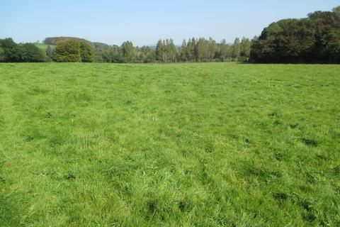 Land for sale - Approximately 32.56 Acres of Land, yard and large outbuilding at Llwynrhyddid Farm, Hensol