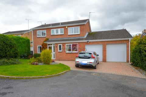 4 bedroom detached house for sale - Beckton Court, Waterthorpe, Sheffield, S20