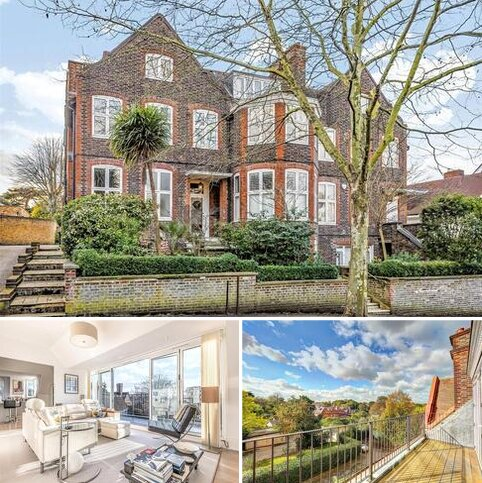 3 bedroom house for sale - Burghley Court, Burghley Road, SW19