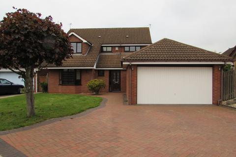 4 bedroom detached house for sale - Grandborough Drive, Solihull