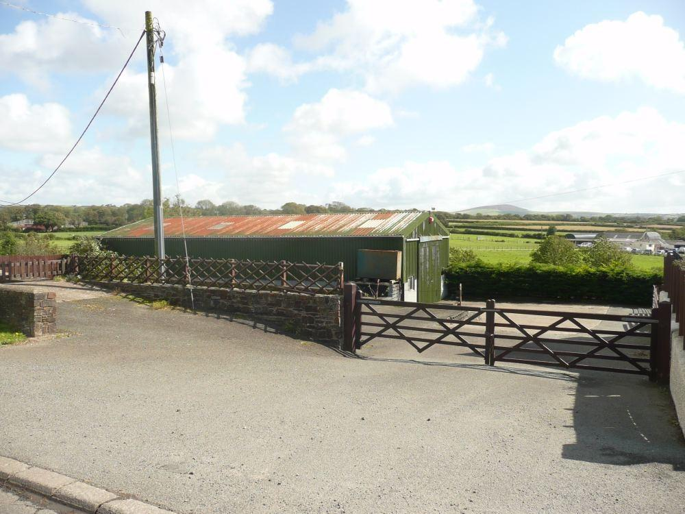 Land Commercial for sale in Building Plot adjacent to Golygfa, Crosswell Turn,, Nr Eglwyswrw, CRYMYCH, Pembrokeshire