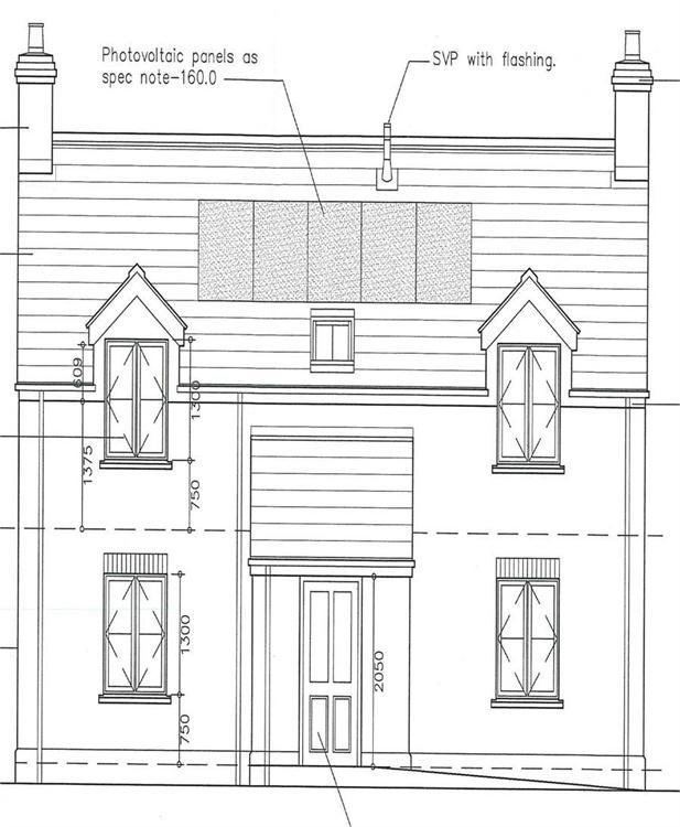 Plot Commercial for sale in Building Plot Adj to 122, St Davids Road, Letterston, Haverfordwest, Pembrokeshire
