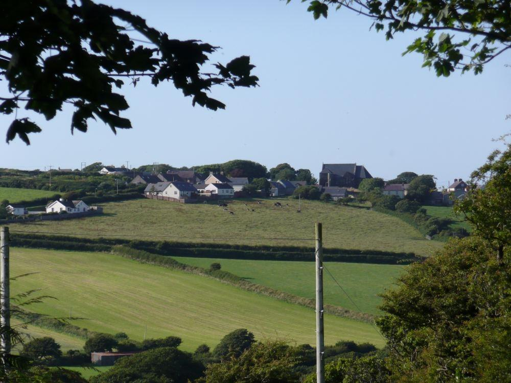 Land Commercial for sale in 1 Acre Residential Development Land, adj. to The Haggard, Mathry, HAVERFORDWEST, Pembrokeshire