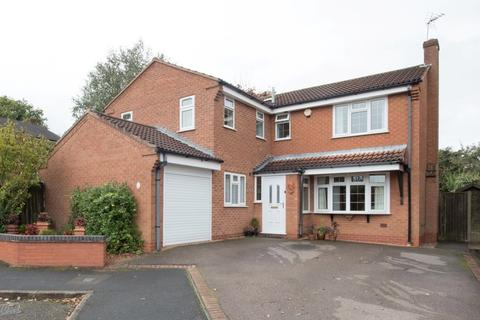 4 bedroom detached house for sale - Bradgate Drive, Four Oaks