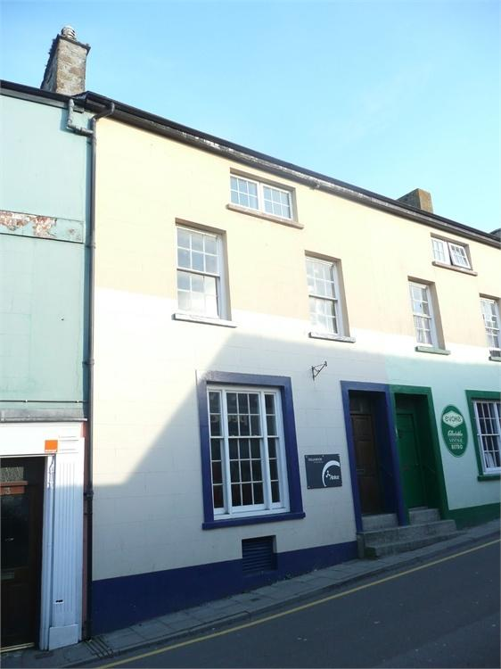 Terraced House for sale in 5 High Street, Fishguard, Pembrokeshire