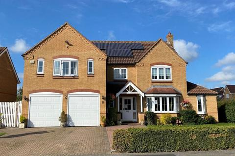 5 bedroom detached house for sale - Melton Spinney Road, Melton Mowbray