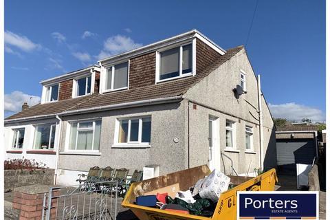 4 bedroom semi-detached bungalow for sale - Burns Crescent Cefn Glas Bridgend CF31 4PY
