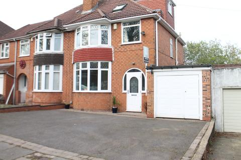 4 bedroom semi-detached house for sale - Lindsworth Road, Kings Norton, Birmingham