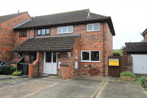 3 bedroom end of terrace house for sale - St. Swithuns Way, Sandy
