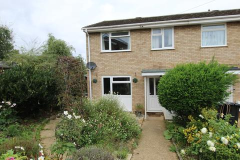 3 bedroom end of terrace house for sale - Everton Road, Potton