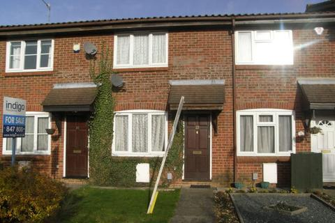 2 bedroom terraced house to rent - Pytchley Close, Bushmead, Luton, LU2 7YS