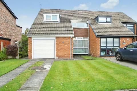 3 bedroom semi-detached house for sale - Brook Way, Timperley