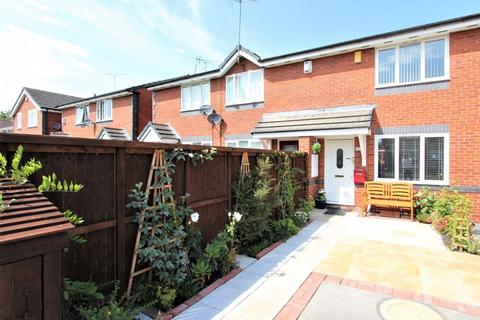 2 bedroom terraced house to rent - Woodall Avenue, Chester