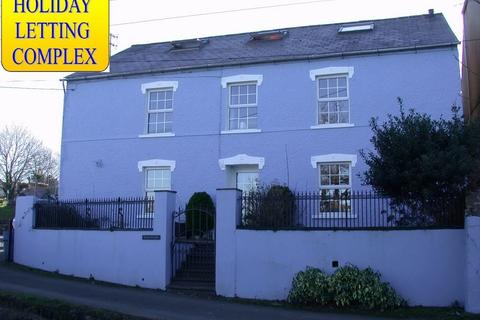 6 bedroom detached house for sale - Mount Pleasant, Newport, Pembrokeshire