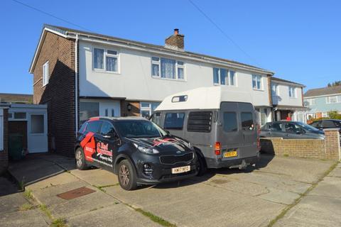 3 bedroom semi-detached house to rent - Hampshire Crescent, Newport