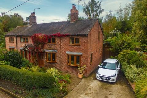 2 bedroom semi-detached house for sale - Green Lane, Audlem, Crewe