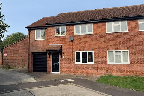 4 bedroom semi-detached house for sale - Woodroffe Close, Chelmer Village , Chelmsford, CM2