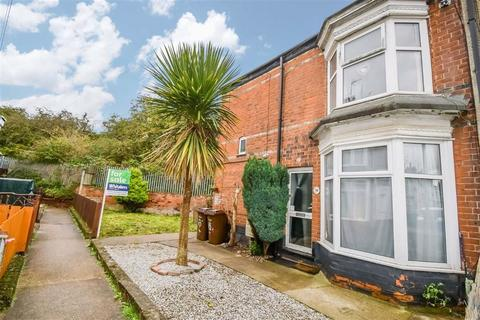 2 bedroom end of terrace house for sale - Montrose Street, Hull, HU8