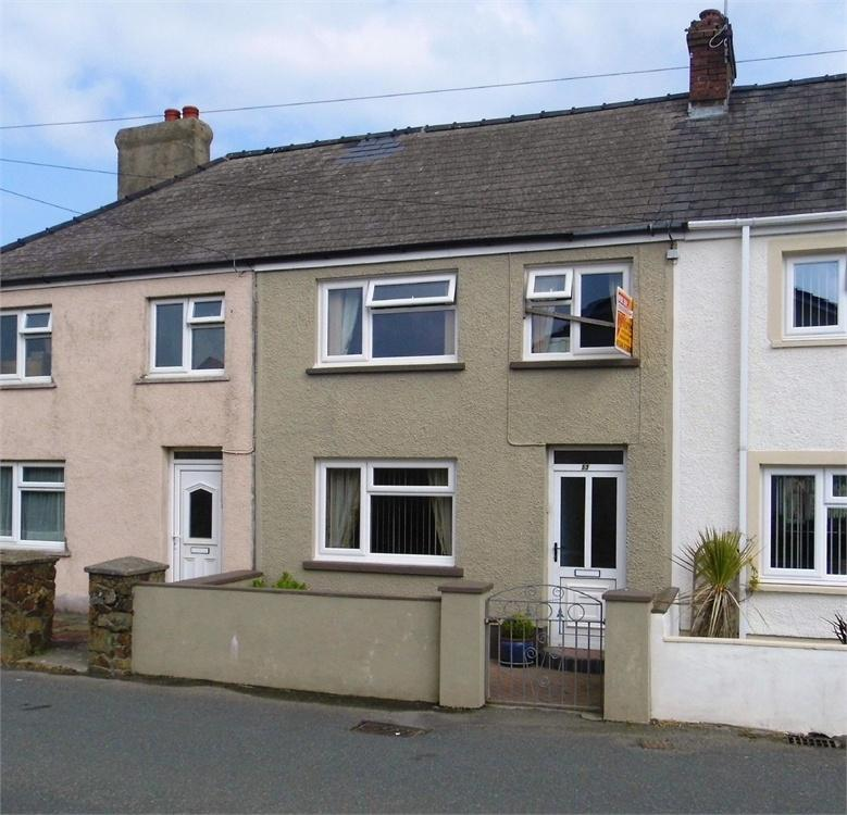 3 Bedrooms Terraced House for sale in 53 Station Road, Letterston, Haverfordwest