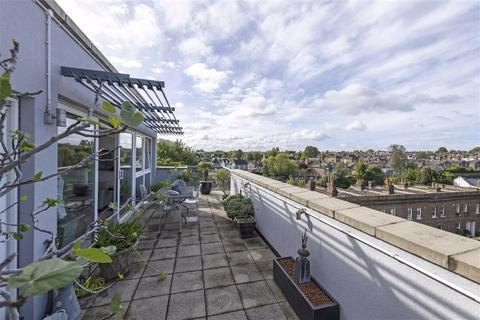 3 bedroom penthouse for sale - 12 Point Pleasant, Putney, SW18