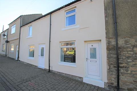 2 bedroom house for sale - High Street, Tow Law, Bishop Auckland