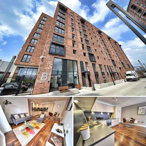 2 bedroom flat to rent - Wilburn Basin, Ordsall Lane, Salford, M5