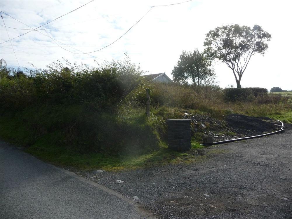 Land Commercial for sale in Plot 1 Broyan Lane, Broyan Road, Penybryn, Cardigan, Pembrokeshire