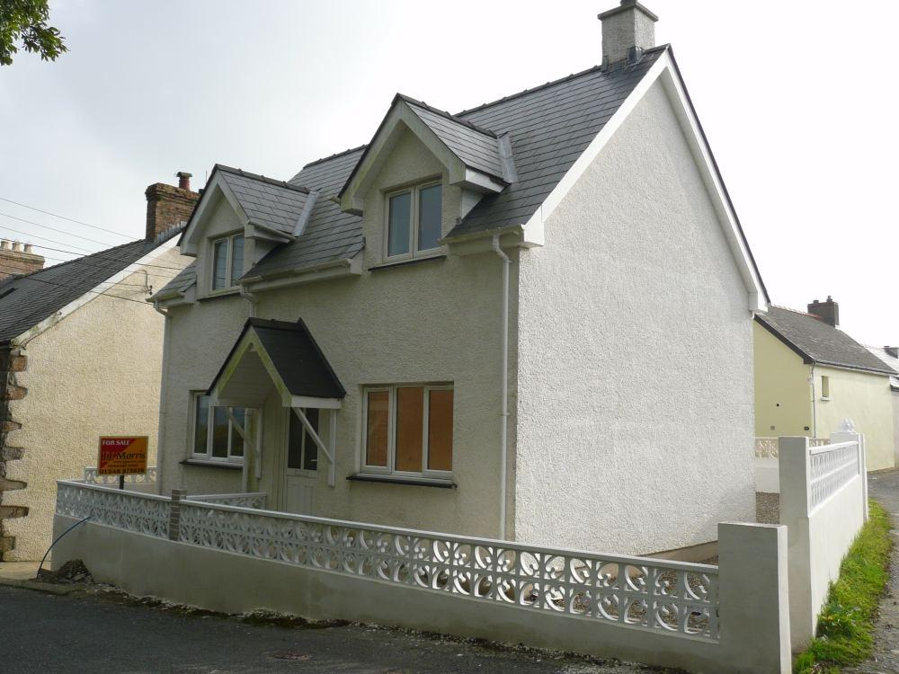3 Bedrooms Detached House for sale in Ty Gwyn, Hermon, Glogue, Pembrokeshire