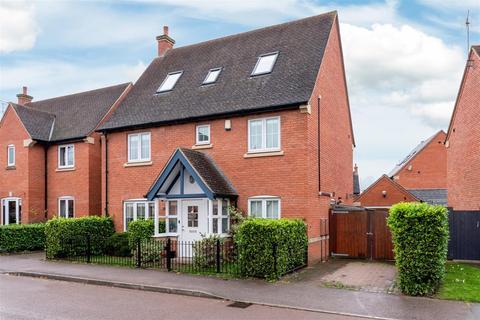 7 bedroom detached house for sale - Vale Close, Loughborough