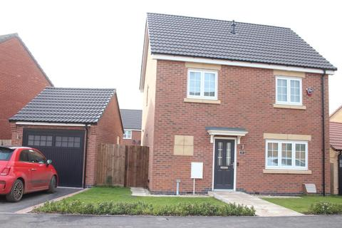 3 bedroom detached house for sale - Buxton Crescent, Broughton Astley, Leicester