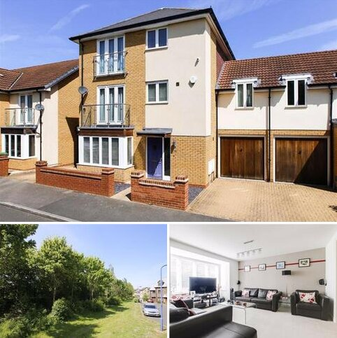 4 bedroom link detached house for sale - Hunsbury Chase, Broughton, Milton Keynes, Bucks