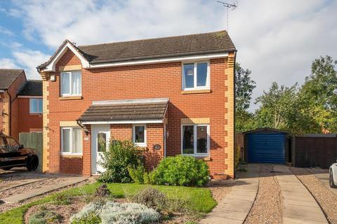 2 bedroom semi-detached house for sale - Clover Fields, Calverton, Nottingham