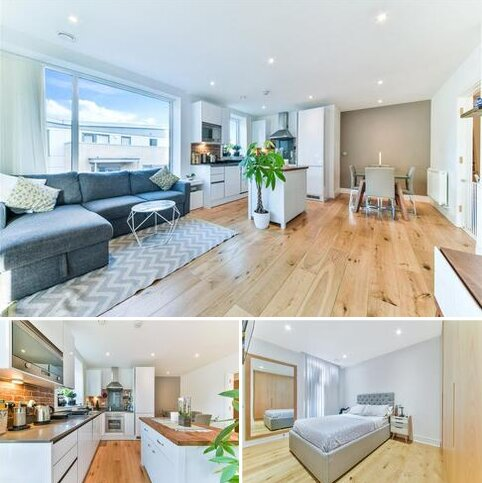 2 bedroom flat for sale - St. Vincent Court, 5 Hoy Street, London, E16