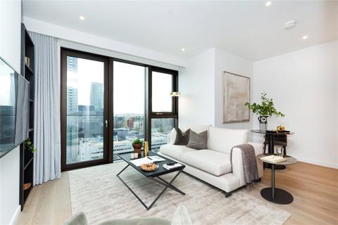 Studio to rent - 10 George Street, Canary Wharf, London, E14