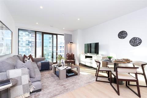 1 bedroom flat to rent - 10 George Street, Canary Wharf, London, E14