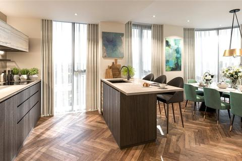 1 bedroom flat for sale - King's Road Park, King's Road, London, SW6