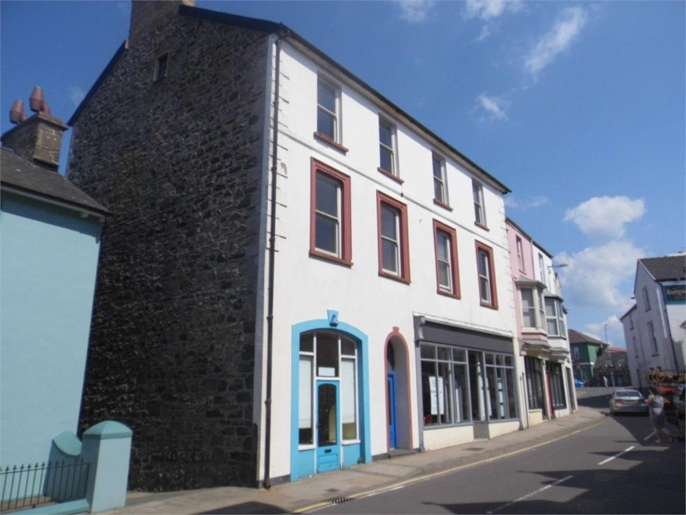Town House for sale in 10 West Street, Fishguard, Pembrokeshire