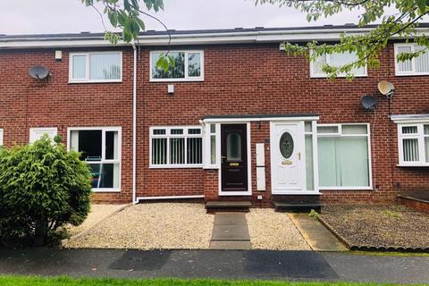 2 bedroom terraced house for sale - *NO UPPER CHAIN* Welwyn Close, Wallsend