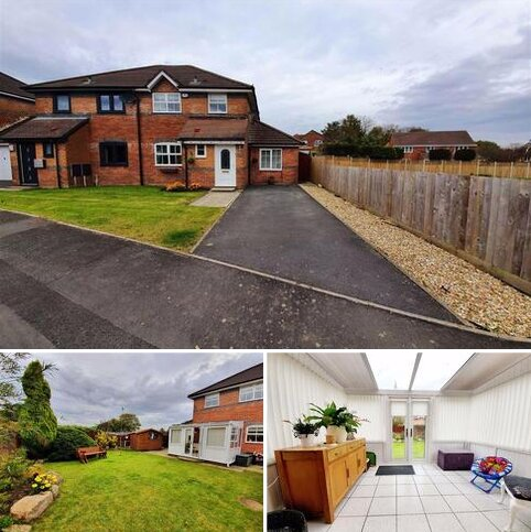 3 bedroom semi-detached house for sale - Home Farm Way, Penllergaer, Swansea