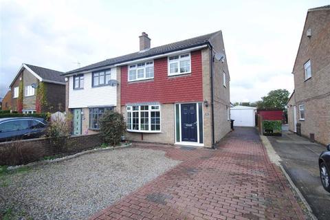 3 bedroom semi-detached house for sale - Caernarvon  Avenue, Garforth, Leeds, LS25