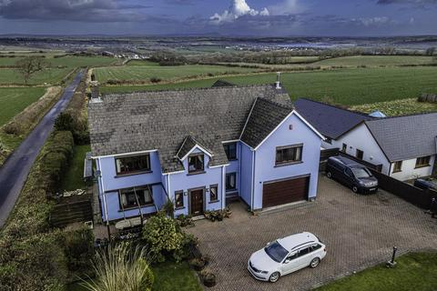 5 bedroom detached house for sale - Swn-y-Gwynt, Ashdale Lane, SA62 4NU