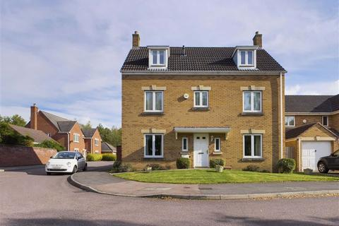 5 bedroom detached house for sale - Coburn Gardens, Cheltenham, Gloucestershire