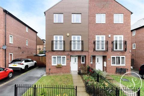 4 bedroom semi-detached house for sale - Beech Mews, Thorn Walk, LS8