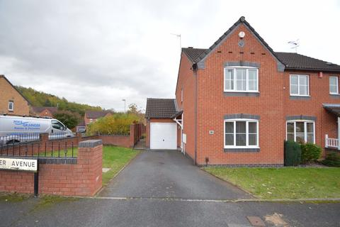 2 bedroom semi-detached house to rent - Lorrainer Avenue, Clockfields, Brierley Hill