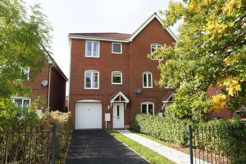 4 bedroom semi-detached house to rent - Green Road, Reading, RG6 7BS