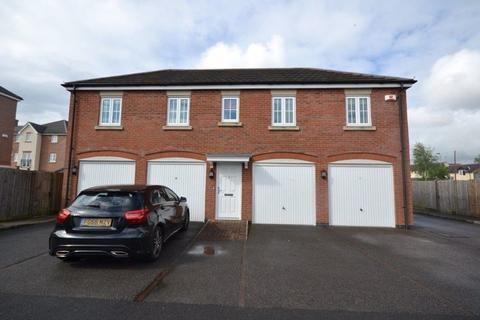 2 bedroom maisonette to rent - Two Steeples Square, Wigston, Leicester, LE18 1DZ