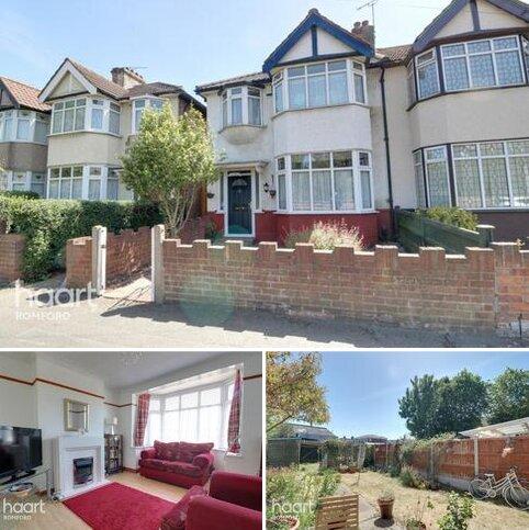 3 bedroom end of terrace house for sale - Thurloe Gardens, Romford