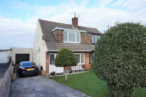 3 bedroom semi-detached house for sale - Merlin Crescent, Cefn Glas, Bridgend, Bridgend County. CF31 4QW